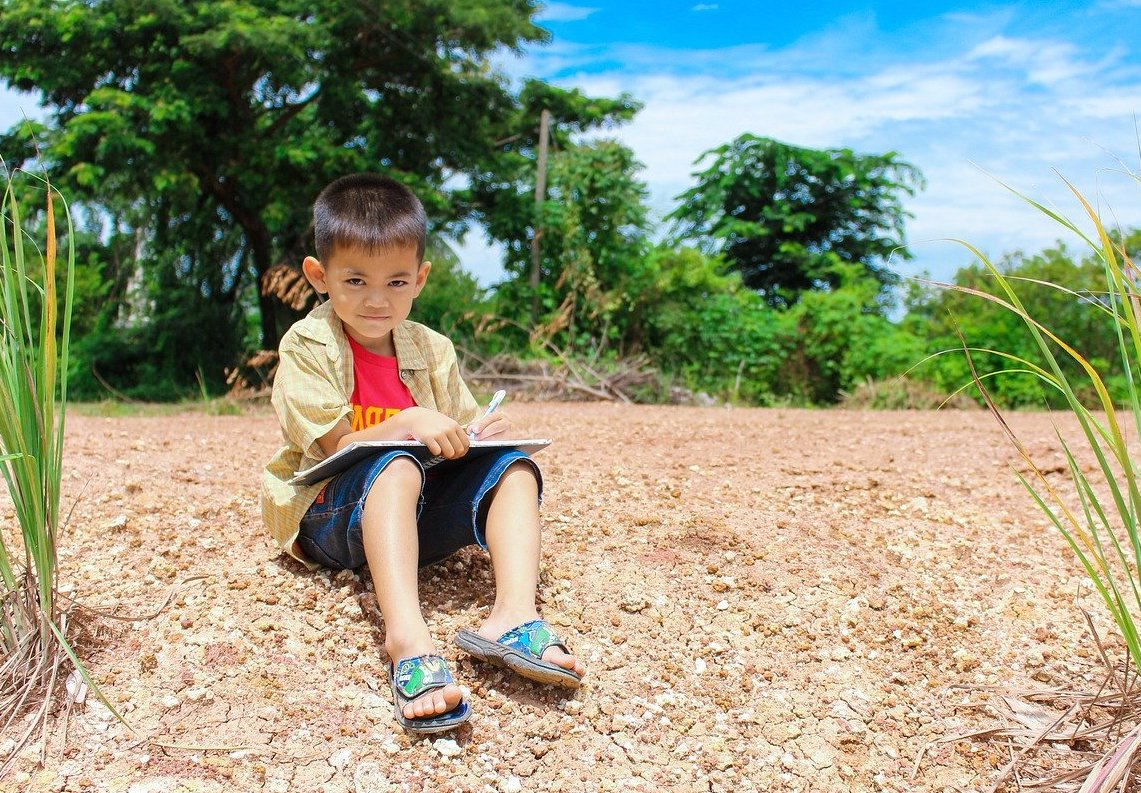 teach kids Indonesian